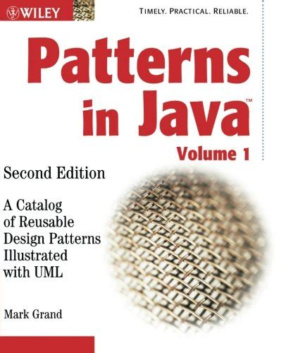 design pattern gang of four amazon cheapest copy of patterns in java a catalog of reusable