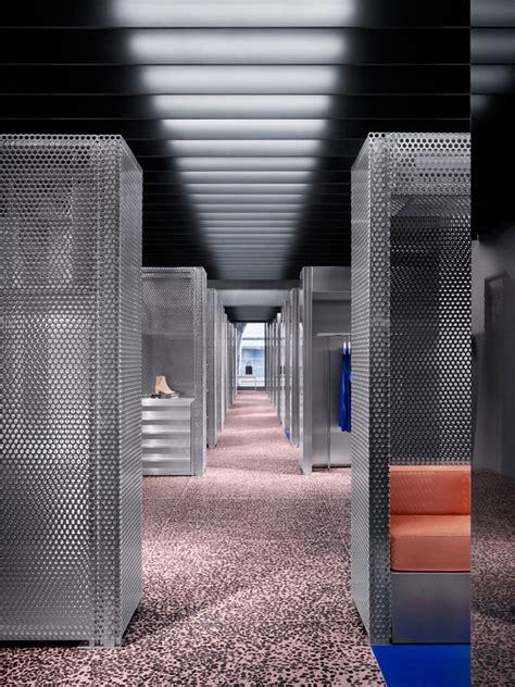acne studios store  bozarthfornell architects los
