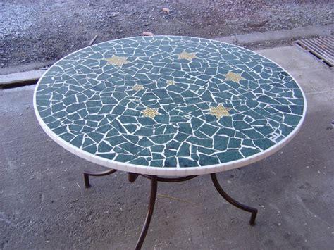 Table Basse Mosaique by Table Basse Ronde Mosaique Le Bois Chez Vous