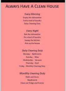 good tips on how to keep your house clean trusper