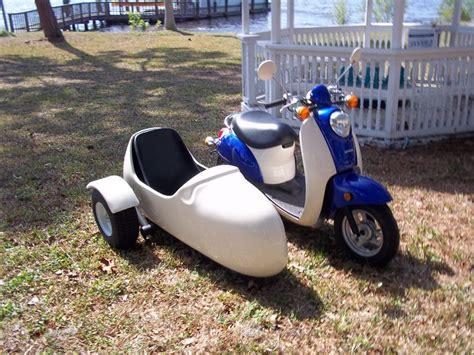 50ccm Motorrad Mit Beiwagen by Modern Vespa Help With Partner Sidecar Setup Made By