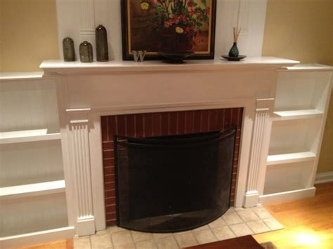 built in bookshelves fireplace interior fireplace mantel with diy built in bookcase