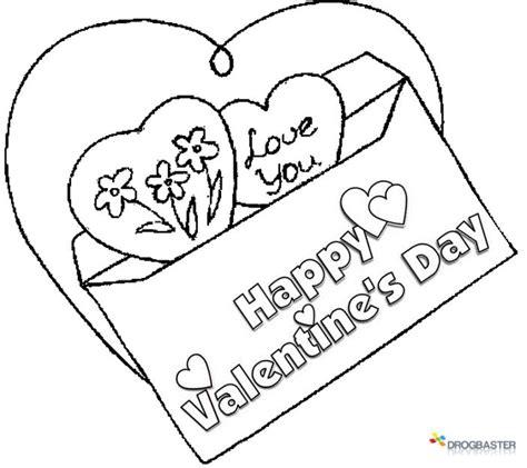 lettere da innamorati san valentino disegni da colorare e da stare