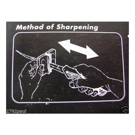 fishing knife sharpener fishing knife sharpener with ceramic sticks value ebay
