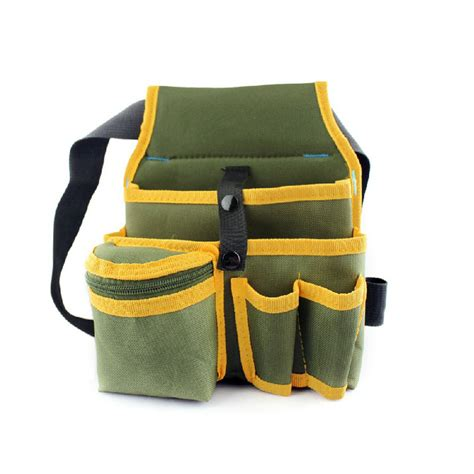 Ikat Pinggang 10 new maintenance electrician tool bag hardware mechanic s canvas utility pocket pouch waist bag
