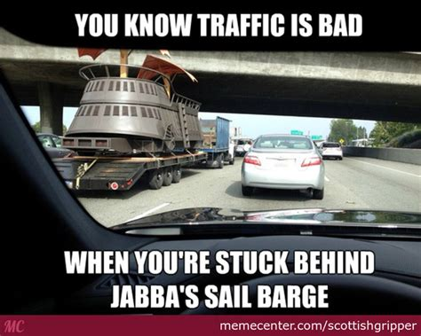 bad traffic by scottishgripper meme center
