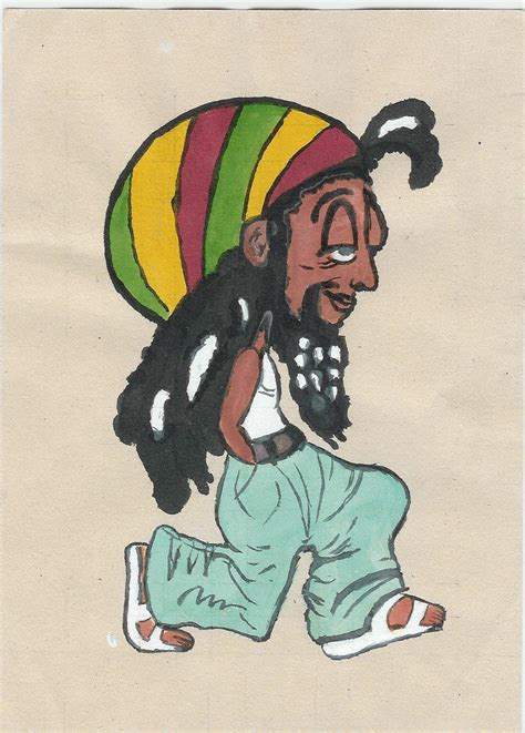 rastaman by stannou on deviantart