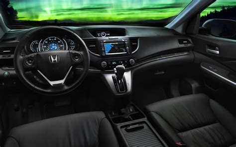 2015 honda cr v interior photo gallery official site