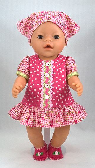 pattern of clothes in english wollyonline blog free baby born 174 doll clothes pattern in