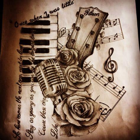 tattoo nightmares guitar best 25 guitar tattoo ideas on pinterest