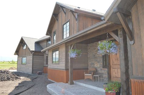 rustic siding for houses rustic reclaimed barnwood siding ranchwood montana timber products