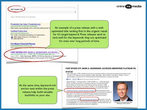 Seo Explanation 2 by Seo Press Releases Explained
