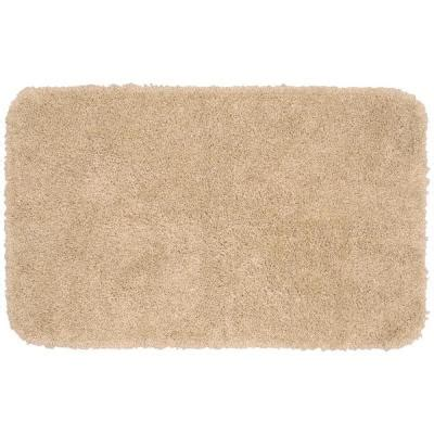 30 X 50 Bathroom Rugs Garland Rug Serendipity Linen 30 In X 50 In Washable Bathroom Accent Rug Ser 3050 05 The