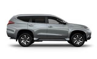 Now with 5 and 7 seats mitsubishi pajero sport is the versatile