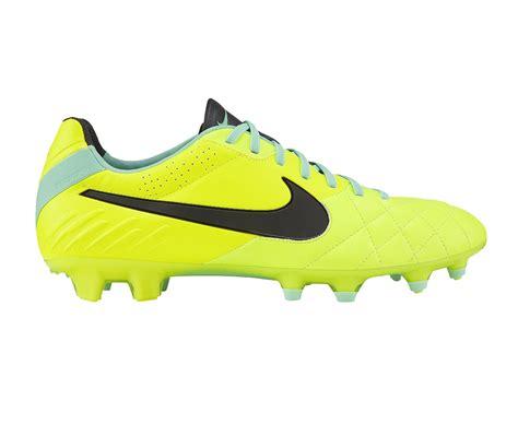 Sepatu Sepakbola Nike Tiempo Ligera Iv Fg Hitam nike tiempo legend iv fg 703