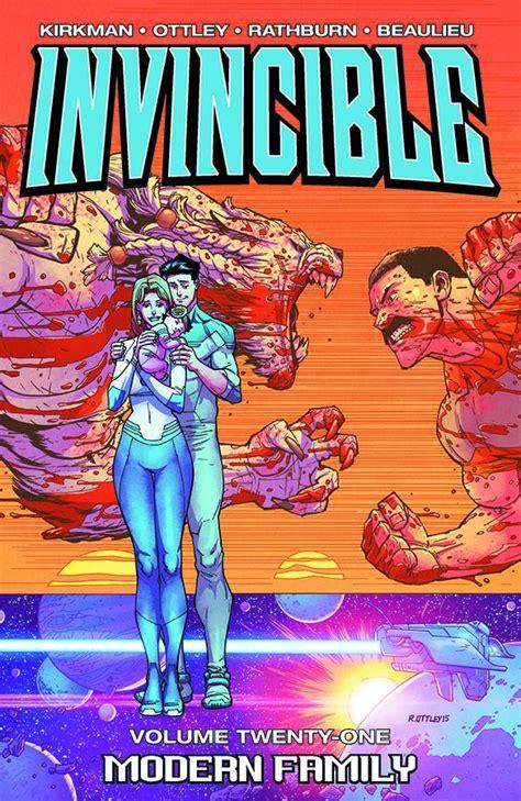 Invincible Tp Vol 06 Different World Image Comics image comics invincible tp vol 21 w robert kirkman