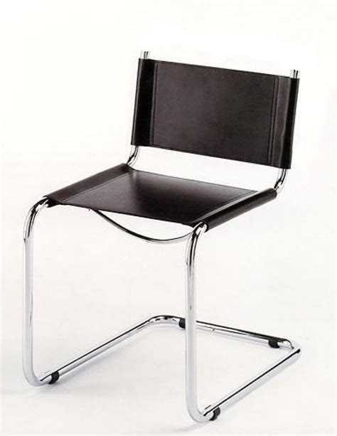 Cantilever Chair by Mart Stam Cantilever Chair Bauhaus Italy
