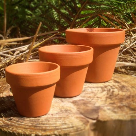 plant potters terracotta pots 1 50 pcs mini s m l xl planters
