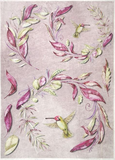Craft Rice Paper - 102 best beautiful decoupage papers from napkin shop