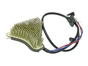 blower motor resistor for mercedes mercedes w124 blower motor resistor regulator w o pollen automotive