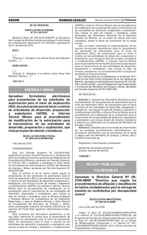 arancel discapacidad 2016 nueva resolucion de discapacidad 2016 nueva resolucion