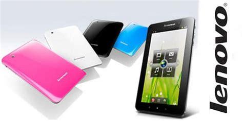 Tablet Lenovo Yang Murah lenovo bakal luncurkan 4 tablet android murah ke indonesia merdeka