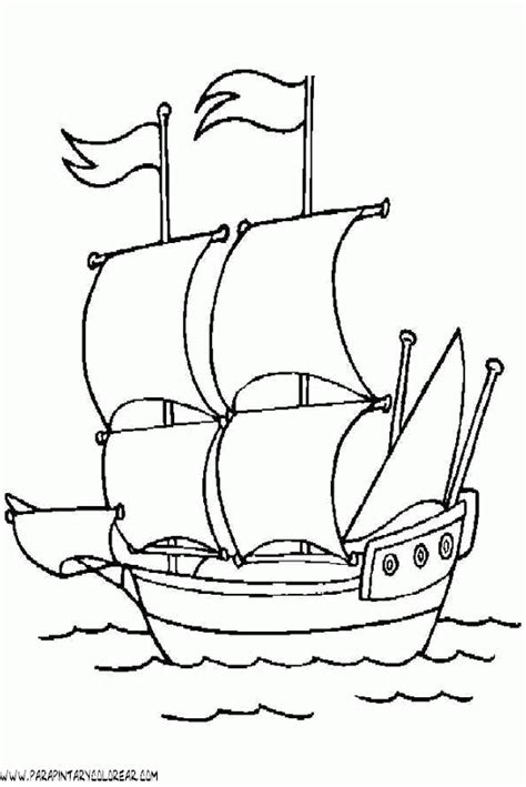 dibujos infantiles para colorear de barcos imagen de barco para colorear imagui