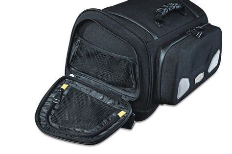Motorcycle Rack Bag by Kuryakyn Xkursion Xtr4 0 Seat Rack Bag Motorcycle