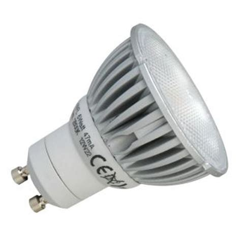 Dimmable Gu10 Led Light Bulbs Megaman 141401 6 Watt Dimmable Gu10 Led Light Bulb