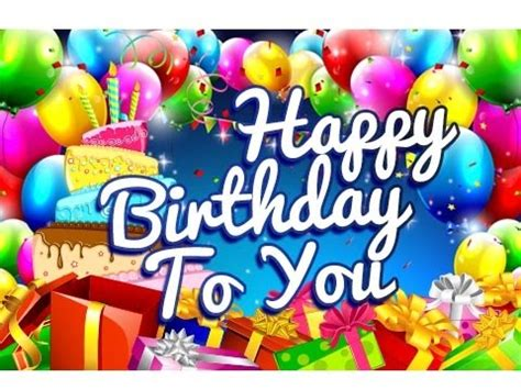 imagenes happy birthday para whatsapp happy birthday to you frases para un cumplea 241 os