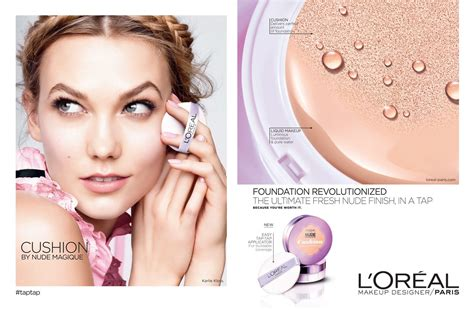 Loreal Bb Cushion l or 201 al cushion by magique le book