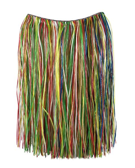 Colourful Skirt colorful hawaiian skirt to bind costume accessories