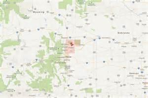 weld county colorado road map colorado secede plans mixed reaction after officials talk