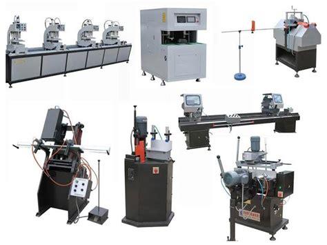 products upvc door window machine manufacturer