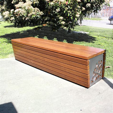 timber benches park benches outdoor bench seats draffin
