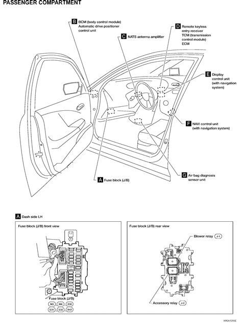 repair anti lock braking 2012 nissan quest free book repair manuals nissan abs control module gallery