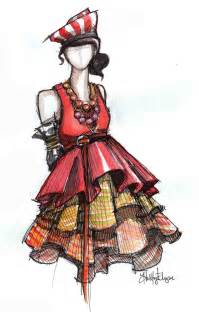dress design images 50 amazing fashion sketches and design