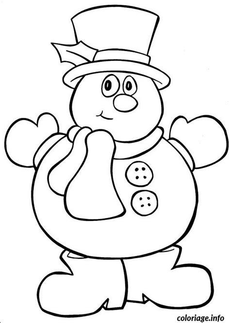 baby snowman coloring page coloriage bonhomme de neige dessin