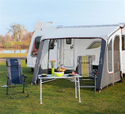Caravan Bag Awning by Quest Westfield Elite Rollout 300 Caravan Porch Awning