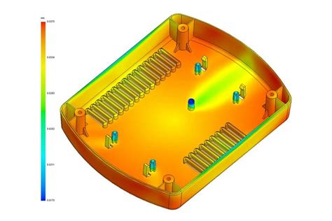tutorial solidworks plastics solidworks plastics course for analyzing injection molded