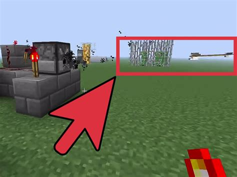 how to build a gun how to make a gun in minecraft 8 steps with pictures