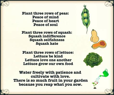 garden poem gardening group board pinterest garden