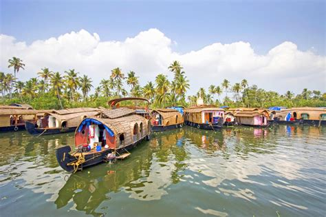 alleppey boat house timings traditional house boats alleppey kerala india stock image image of india backwaters 46010669