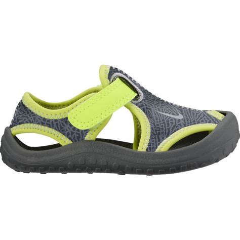 nike sandals for toddler nike sunray protect sandal grey wolf grey