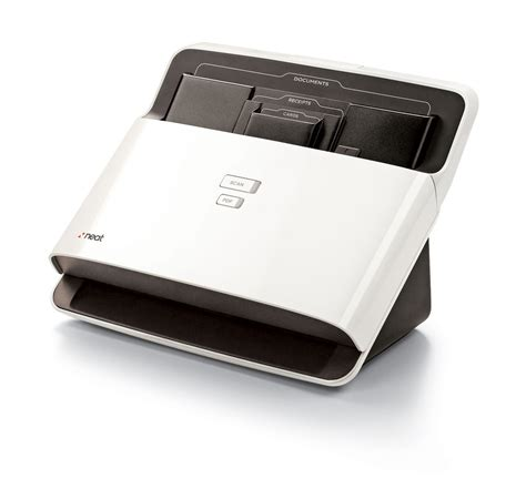Desk Organizer Scanner Neat Desk
