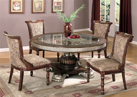 glass dining room table sets dining room sets with wide range choices designwalls com
