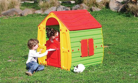 casitas de madera para ni os jardin las mejores casitas infantiles para el jard 237 n baratas