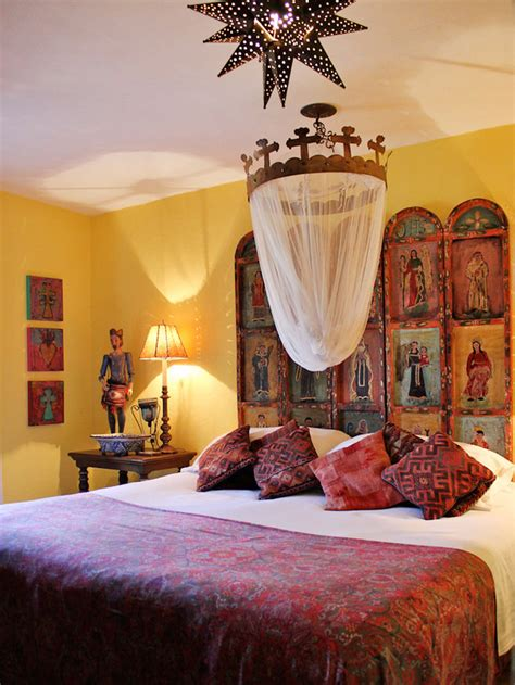 Mexican Bedroom | mexican decorating ideas dream house experience