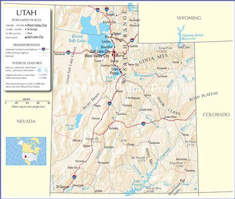 ut map utah map utah state map utah state road map map of utah