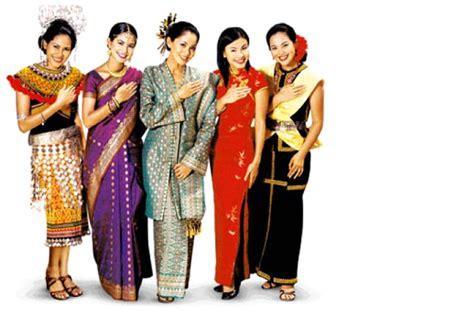 Multifungtion S Clothing 5 Warna pakaian tradisional malaysia pengenalan